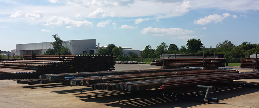 Full Selection of New, Like New and Used Drill Pipe