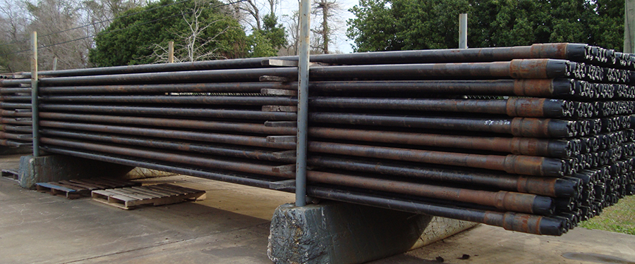 Drill Pipe, Kelly, Drill Collars