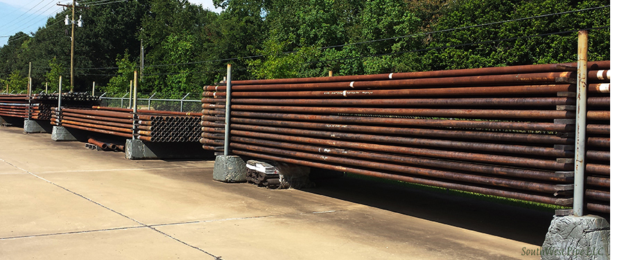 SouthWest Pipe LLC- 1st Source for Drill Pipe, Kellys, Heavywate, Spiralwate
